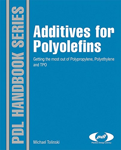 9780815520511: Additives for Polyolefins: Getting the Most out of Polypropylene, Polyethylene and TPO (Plastics Design Library)