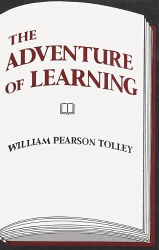 9780815601425: The Adventure of Learning