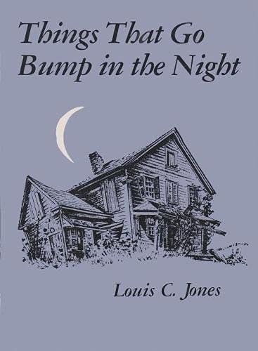 9780815601845: Things That Go Bump in the Night (York State Book)
