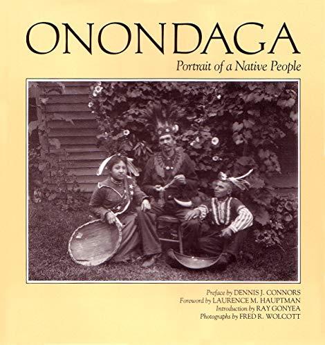 9780815601982: Onondaga: Portrait of a Native People (Iroquois Book)