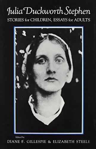 9780815602170: Julia Duckworth Stephen: Stories for Children, Essays for Adults