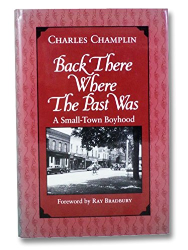 9780815602354: Back There Where the Past Was: A Small-Town Boyhood (York State Book)