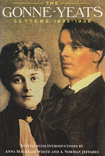 letters to w b yeats and ezra pound from iseult gonne a girl that knew all dante once