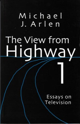 9780815604679: The View from Highway 1: Essays on Television (Television Series)