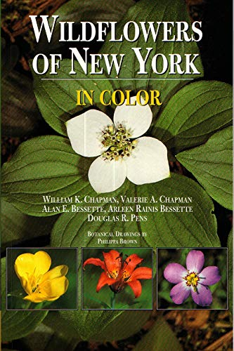9780815604709: Wildflowers of New York in Color