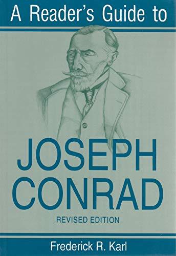 9780815604891: A Reader's Guide to Joseph Conrad (Reader's Guides)