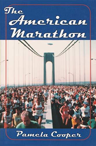 9780815605201: The American Marathon (Sports and Entertainment)