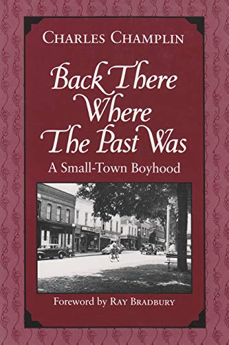 9780815606123: Back There Where the Past Was: A Small-Town Boyhood (New York State Series)