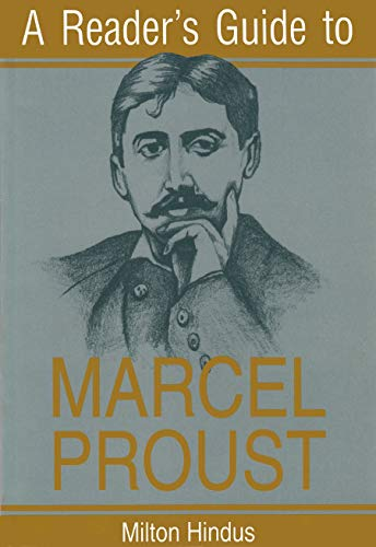 9780815606956: A Reader's Guide to Marcel Proust (Reader's Guides)