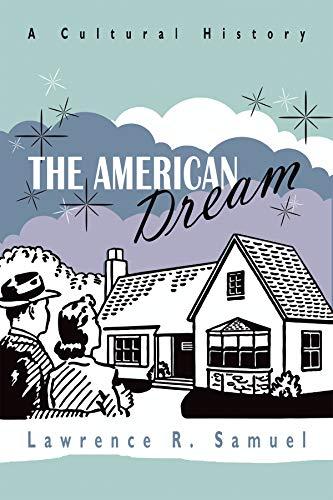 9780815610076: The American Dream: A Cultural History