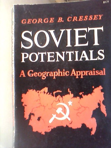 9780815620341: Soviet Potentials a Geographic Appraisal