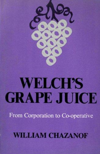 Welch's Grape Juice: Chazanof, William