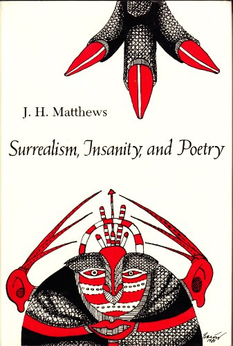 9780815622734: Surrealism, Insanity, and Poetry