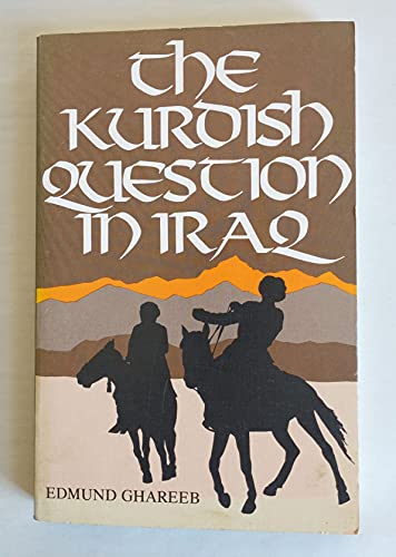 9780815622864: The Kurdish Question in Iraq