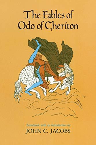 The Fables of Odo of Cheriton: Odo, John C.
