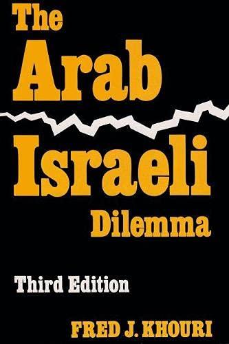 9780815623403: The Arab-Israeli Dilemma