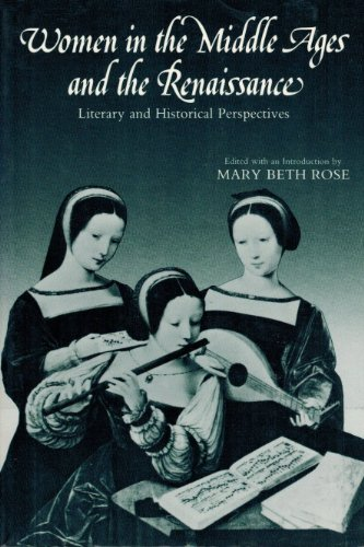 9780815623526: Women in the Middle Ages and the Renaissance: Literary and Historical Perspectives