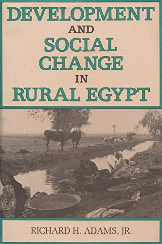 9780815623625: Development and Social Change in Rural Egypt (Contemporary Issues in the Middle East)