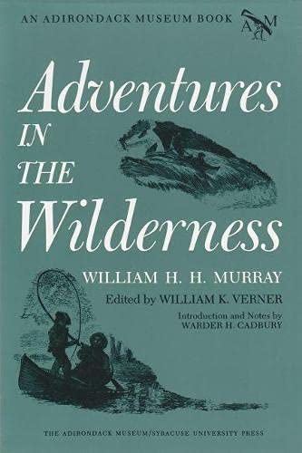 9780815624660: Adventures in the Wilderness (Adirondack Museum)