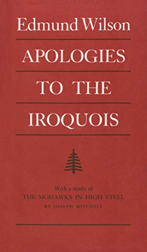 9780815625643: Apologies to the Iroquois (Iroquois & Their Neighbors)