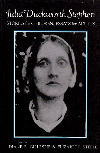 9780815625926: Julia Duckworth Stephen: Stories for Children, Essays for Adults