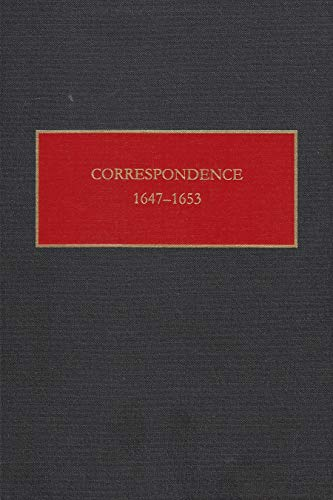Correspondence, 1647-1653 (New Netherlands Documents): Gehring, Charles