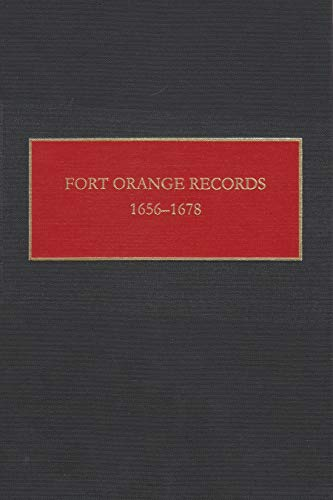 9780815628217: Fort Orange Records, 1656-1678 (New Netherlands Documents)