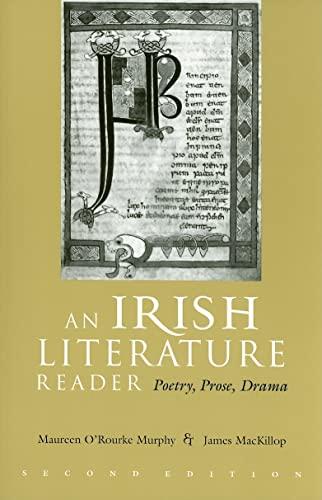 9780815630463: An Irish Literature Reader: Poetry, Prose, Darma, Second Edition (Irish Studies)