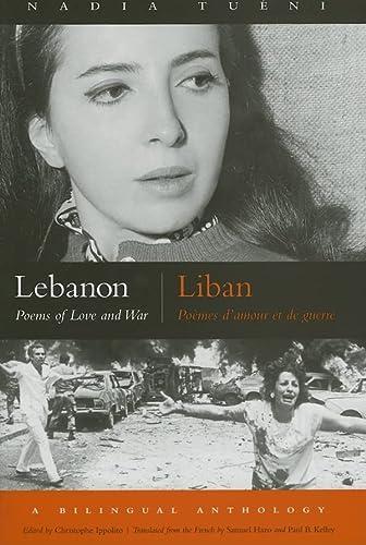 Lebanon / Liban: Poems of Love And: Tueni, Nadia; Ippolito,