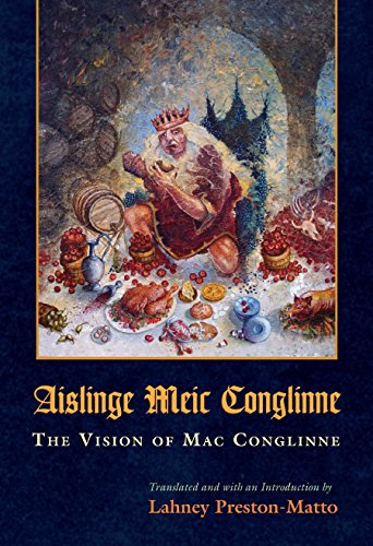 9780815632184: The Vision of Mac Conglinne (Medieval Studies)