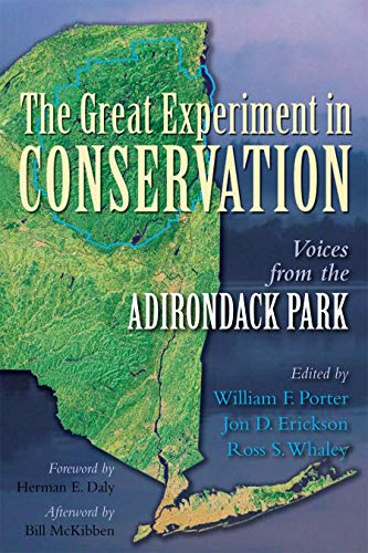 9780815632313: The Great Experiment in Conservation: Voices from the Adirondack Park