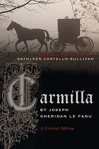 9780815633112: Carmilla: A Critical Edition (Irish Studies)