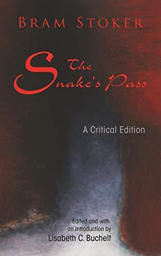 9780815634140: The Snake's Pass: A Critical Edition (Irish Studies)