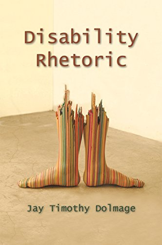 9780815634454: Disability Rhetoric (Critical Perspectives on Disability)