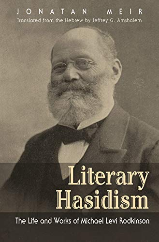 9780815634591: Literary Hasidism: The Life and Works of Michael Levi Rodkinson (Judaic Traditions in Literature, Music, and Art)