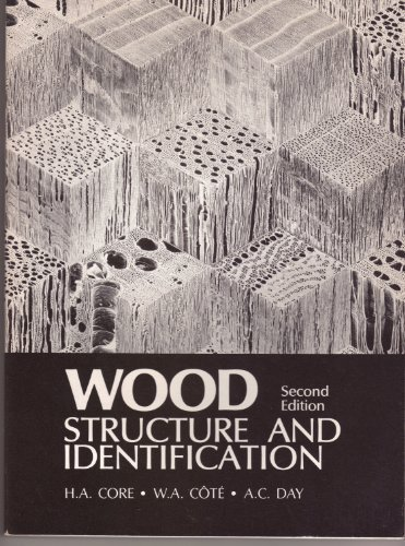 9780815650430: Wood Structure and Identification (Syracuse Wood Science Series 6)