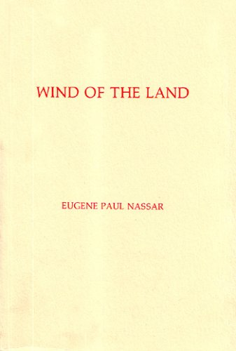 9780815681373: Wind of the Land: Two Prose Poems