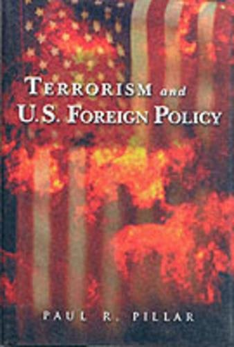 9780815700043: Terrorism and U.S. Foreign Policy