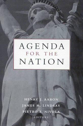 9780815701262: Agenda for the Nation