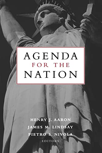 9780815701279: Agenda for the Nation