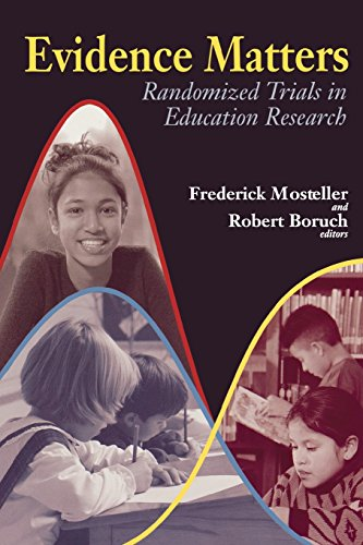 9780815702054: Evidence Matters: Randomized Trials in Education Research