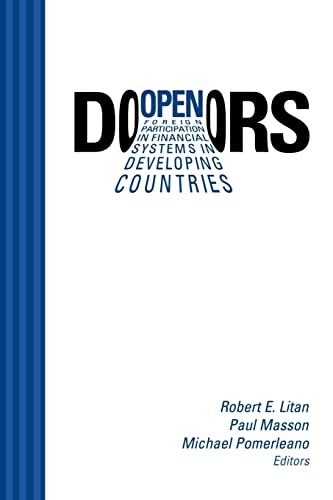 9780815702450: Open Doors: Foreign Participation in Financial Systems in Developing Countries