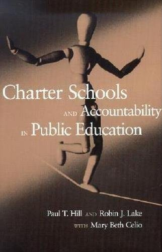 9780815702665: Charter Schools and Accountability in Public Education