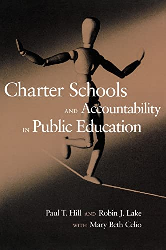 9780815702672: Charter Schools and Accountability in Public Education