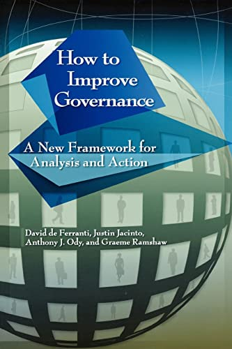 9780815702832: How to Improve Governance: A New Framework for Analysis and Action