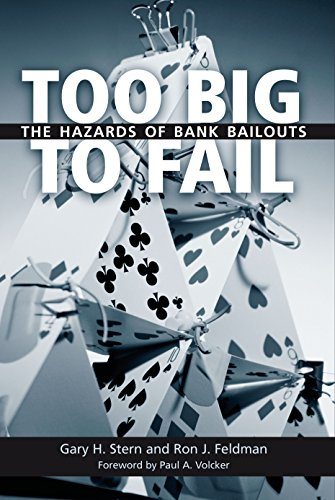 9780815703044: Too Big to Fail: The Hazards of Bank Bailouts