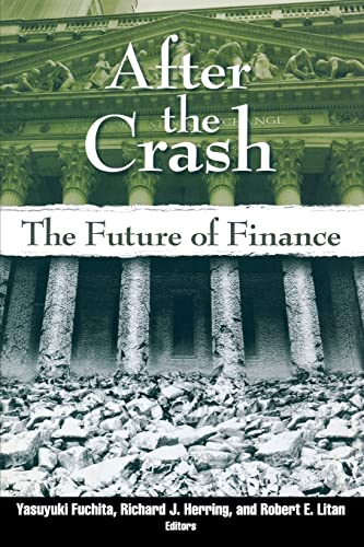 9780815704041: After the Crash: The Future of Finance
