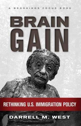9780815704829: Brain Gain: Rethinking U.S. Immigration Policy