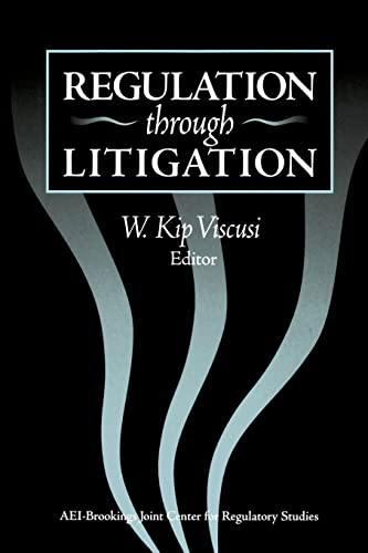 9780815706090: Regulation through Litigation