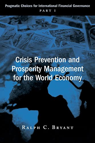 economic governance for crisis prevention Prevention, health promotion, diagnosis, monitoring and as a result of the crisis and strengthened economic governance, the commission has stepped beyond.